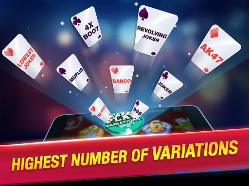 Teen Patti - Indian Poker screenshot 4