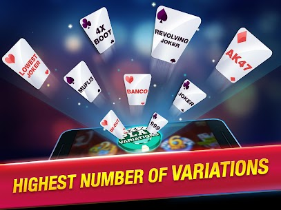 Teen Patti by Octro MOD (Unlimited Money) 4