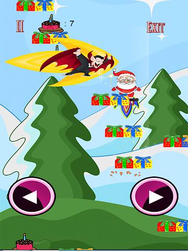 無料休闲Appのクリスマスのゲームの子供たちをジャンプサンタクロース|記事Game