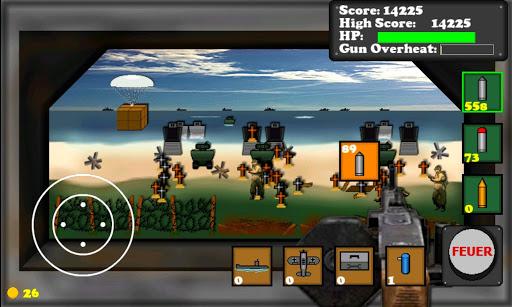 D-Day Gunner FREE  screenshots 12