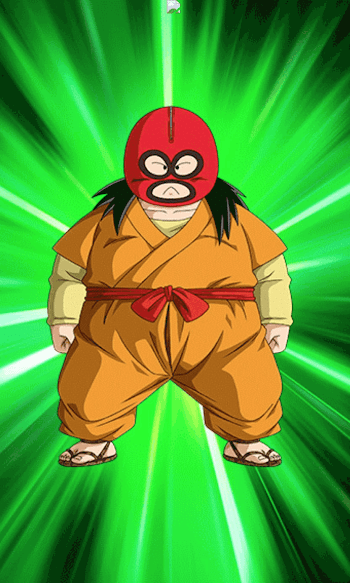 お忍びの武道家・ヤジロベー
