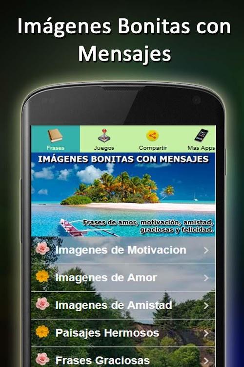 Imagenes Bonitas Con Mensajes Y Frases De Amor Android