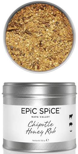 Chipotle Honey Rub – Epic Spice