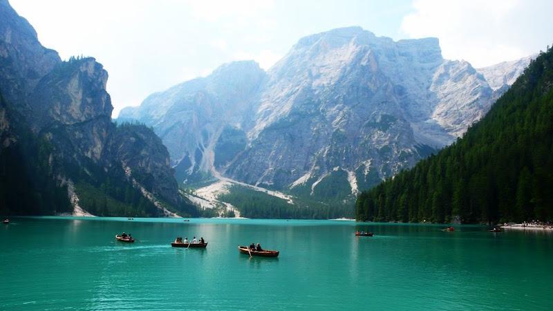 Lago di Braies di lucreziacalderaro