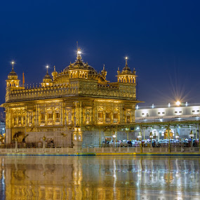Golden Temple by KP Singh - Buildings & Architecture Places of Worship