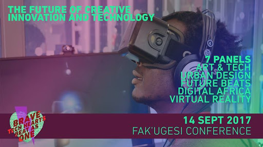 Fak'ugesi Conference 2017 : Fak'ugesi African Digital Innovation Festival