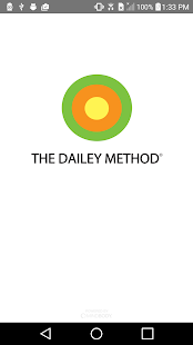 The Dailey Method- screenshot thumbnail