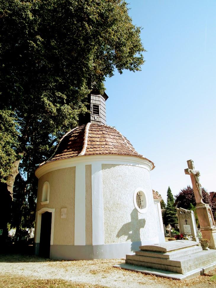 Zalaegerszeg - Olai Szent Anna temetőkápolna