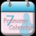Premama Calendar Free icon