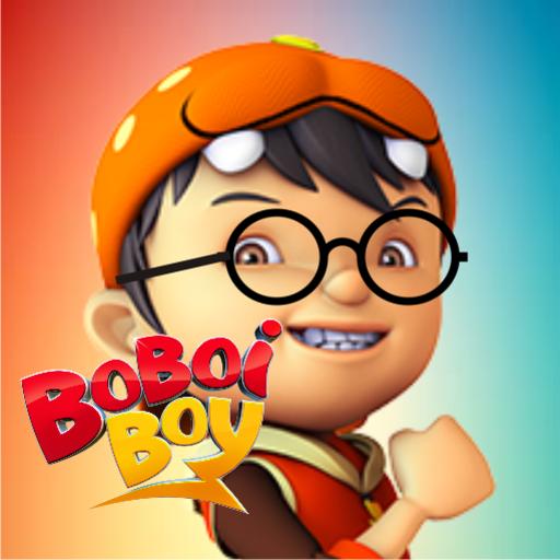 BoboiBoy Adventure Puzzle