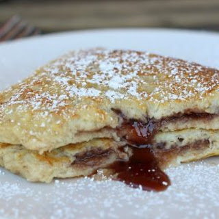 Kid Friendly Stuffed French Toast
