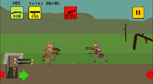 Pixel Trenches: World War 1  screenshots 3