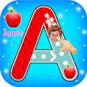 ABC Tracing Alphabets And Numbers icon