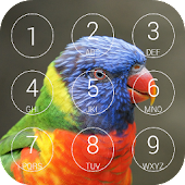 Parrot Lock Screen