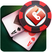 Gamentio 3D Teen Patti Poker Rummy Blackjack +More