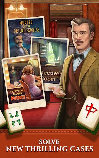 Mahjong Crimes - Mahjong & Mystery apktram screenshots 15