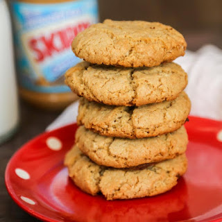 Peanut Butter Oatmeal Cookies With Butter No Shortening Recipes.