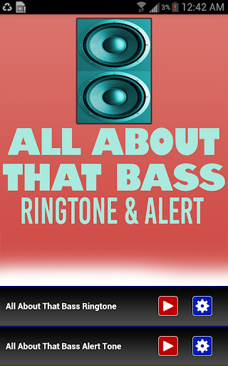 All About That Bass Ringtone