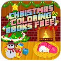 Christmas Coloring Books Free icon