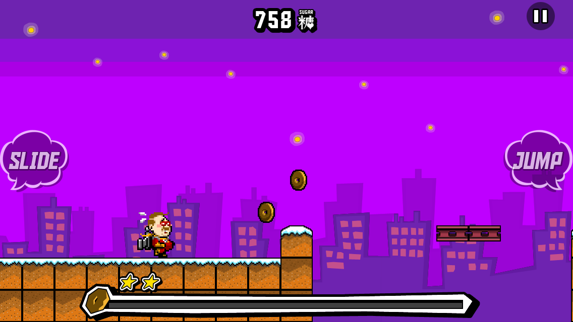 Mr.Rockets Run- screenshot