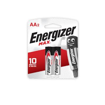 Pila ENERGIZER Max AA2   x2und.
