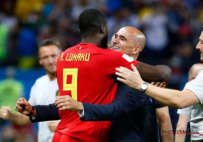"""Martinez loue la saison de Lukaku en Italie : """"Et ses statistiques vont encore s'améliorer"""""""