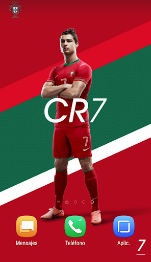 Cristiano Ronaldo Fondos 2.6 screenshots 7