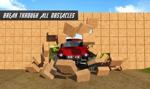 Offroad Dune Buggy Car Racing Outlaws: Mud Road 1.3 Mod screenshots 3