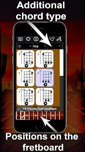 Banjo Chords Compass- screenshot thumbnail
