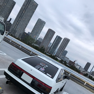 スプリンタートレノ  S61 GT-APEXのカスタム事例画像 KTYさんの2018年11月18日18:47の投稿