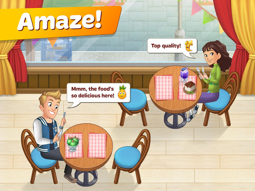 Cooking Diaryu00ae: Best Tasty Restaurant & Cafe Game apkslow screenshots 13