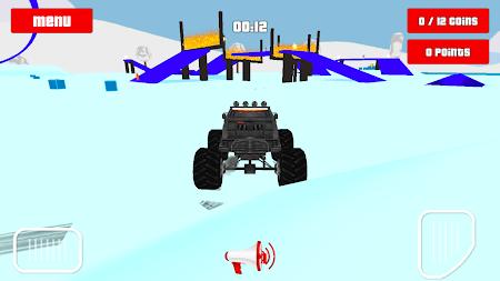 Baby Monster Truck Game – Cars 1.1 screenshot 11923