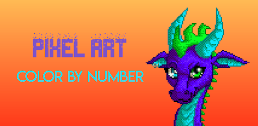 Dragon Color By Number Pixel Art Dragon Indir Pc Android