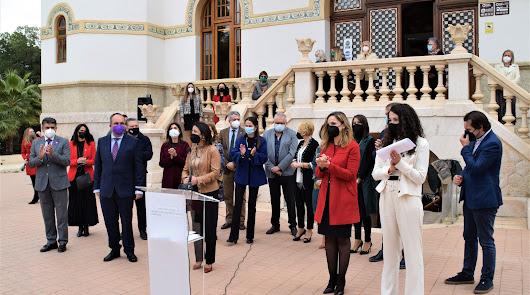 Almería inicia los actos conmemorativos del Día Internacional de la Mujer