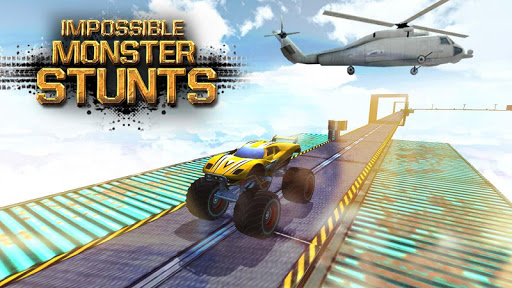 Impossible Monster Stunts 100.3 screenshots 1