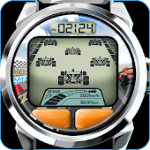 Watch Face Game Racer