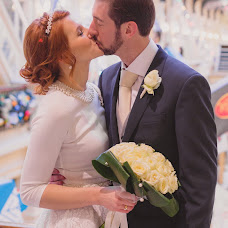 Wedding photographer Nik Frost (NickFrost). Photo of 28.02.2016