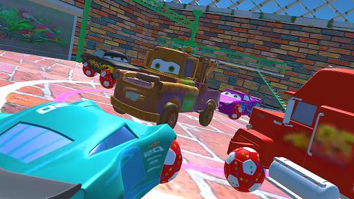 Code Triche McQueen and Friends Racing Cars & Monster Trucks apk mod screenshots 2