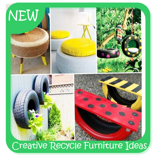 Creative Recycle Furniture Ideas for PC