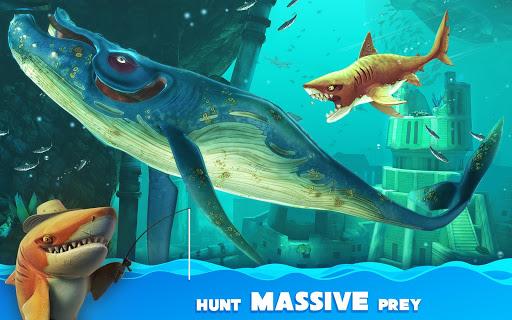 Hungry Shark World modavailable screenshots 20