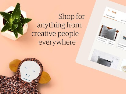 Etsy Handmade Vintage Goods Android Apps on Google Play