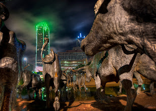 Photo: DALLAS DRIVE Walking around Dallas with +James Brandon and +Scott Jarvie the other night was a ton of fun. I had never been to this sculpture in downtown before and it was quite impressive. There is a Dallas photowalk coming up on the 26th. It begins at the Dallas Farmers Market and goes all over the place, but I'm not sure what time. I'll find out and let you guys know. Ya'll can come out and take pictures with me and I'll talk through a few setups if you're interested. #Dallaspw