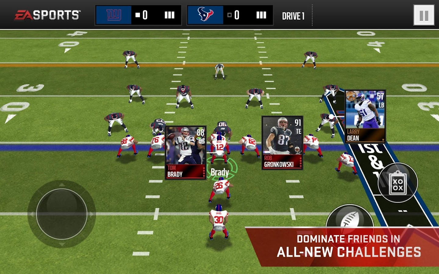 Blog - MADDEN NFL MOBILE 16 - THE ULTIMATE FOOTBALL VIDEO GAME FOR ...
