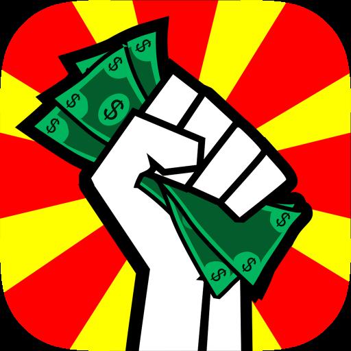 Dictator Debt. Click Adventure