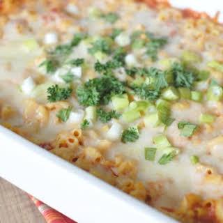 Italian Macaroni & Cheese.