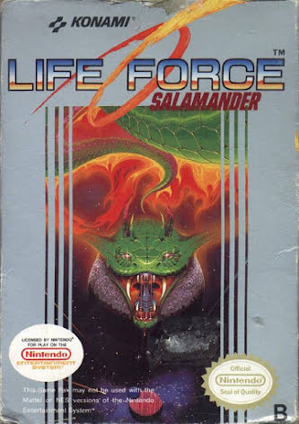 Life Force Salamander