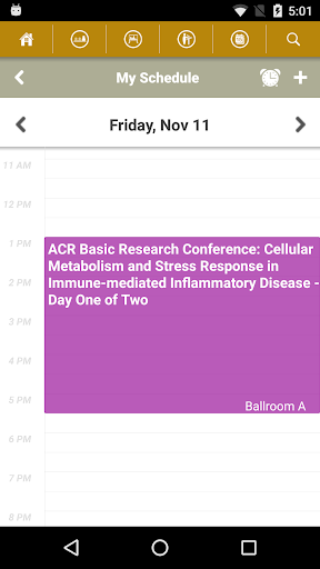 免費下載書籍APP|2016 ACR/ARHP Annual Meeting app開箱文|APP開箱王