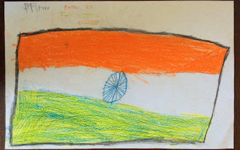 Photo: Prithu - Age 8