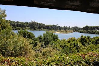 Photo: ... l'étang du Batéguier ...