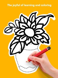 How To Draw Flowers APK screenshot thumbnail 14